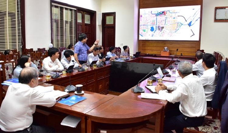 Tập đoàn CMC giới thiệu các ý tưởng mong muốn đầu tư tại Huế.