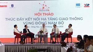 Bà Rịa – Vũng Tàu: Thúc đẩy kết nối hạ tầng giao thông vùng Đông Nam bộ