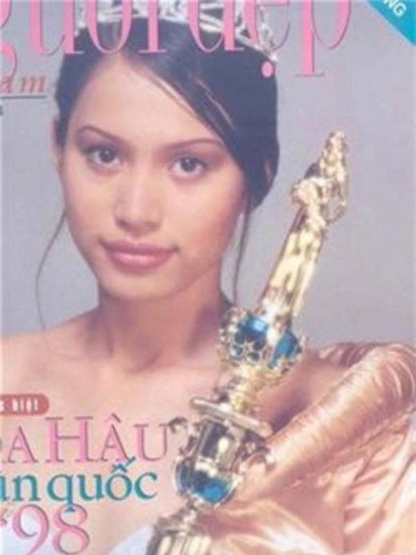 3 Hoa hậu Việt Nam tài sắc vẹn toàn nhưng tình duyên lận đận, có người 2 lần đò không bến đỗ - Ảnh 10.