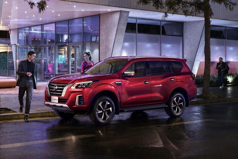 Đối thủ của Toyota Fortuner trình làng với diện mạo hoàn toàn mới