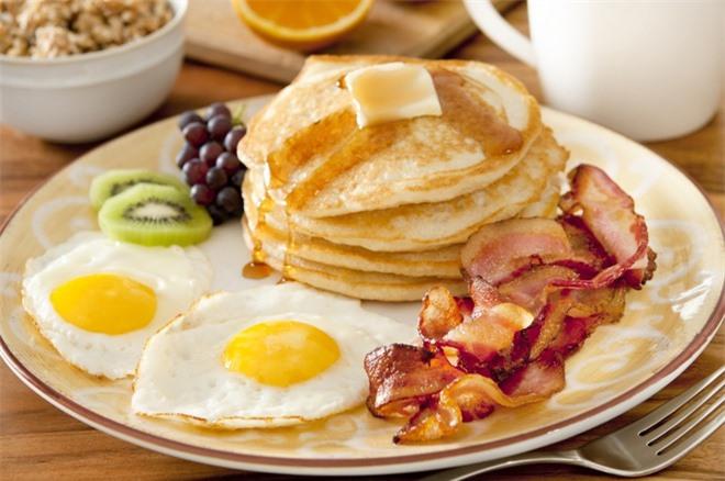 Bữa sáng tốt cho sức khỏe của bạn