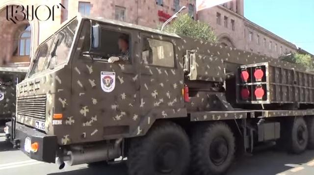 WM-80 của Trung Quốc - vũ khí thất bại nhất trong trận chiến Karabakh