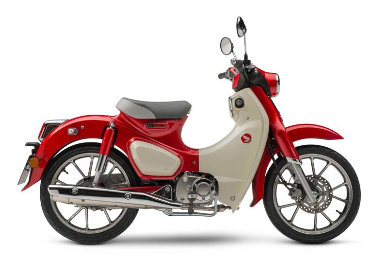 Top 10 xe máy Honda tốt nhất năm 2020: Gọi tên Super Cub C125 ABS