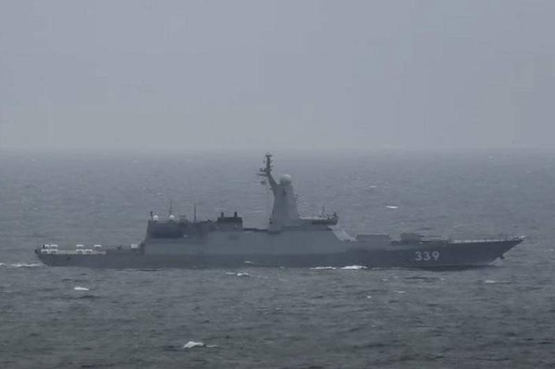 Nga tấn công tên lửa cảnh cáo tàu chiến Mỹ