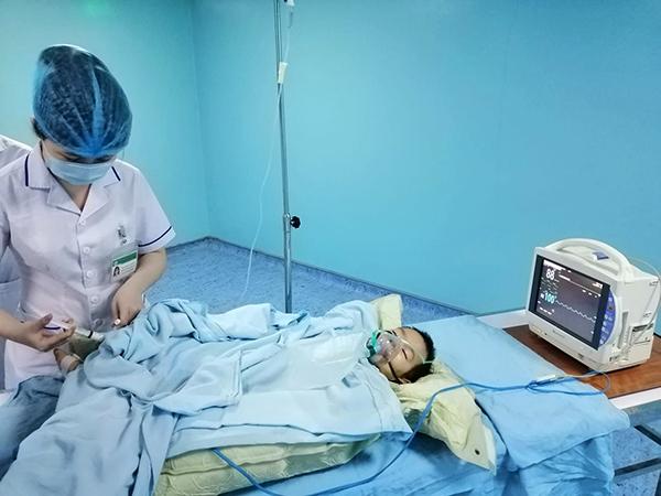 Đà Nẵng: Cứu sống bệnh nhân nhi 2 tuổi bị các BV Ung Bướu ở Hà Nội, TP.HCM từ chối
