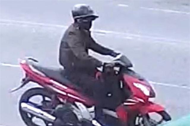 Kêu gọi người dân nhận dạng, hỗ trợ truy tìm kẻ cướp ngân hàng - 4
