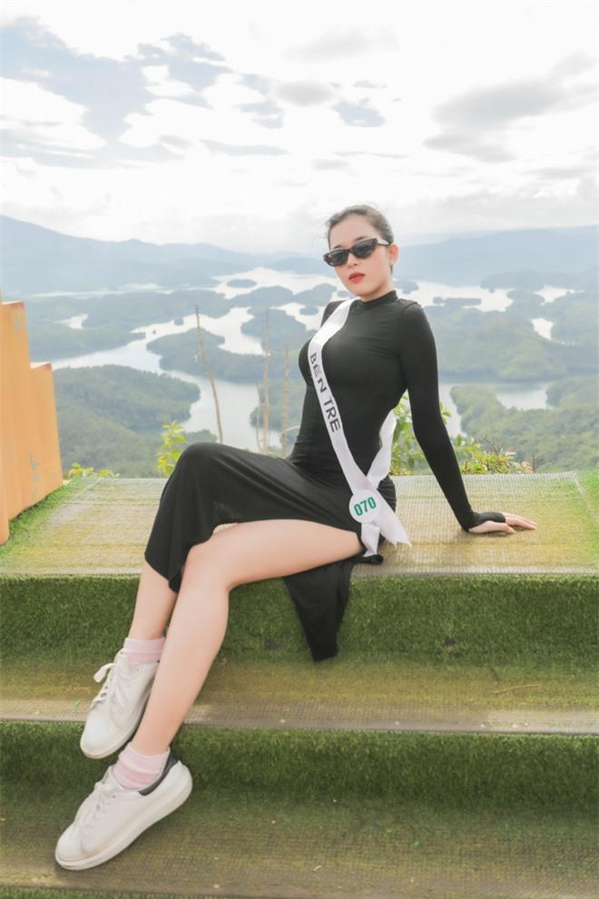 Công bố Top 32 Hoa khôi Du lịch Việt Nam 2020: Loạt thí sinh lộ khuyết điểm body, người kế nhiệm Khánh Ngân dần lộ diện! - Ảnh 5.