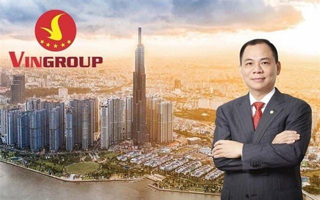 Tài sản của ông Phạm Nhật Vượng vượt 200 ngàn tỷ đồng! - 1