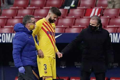 Pique 'bịt cửa' đến Barca của Depay