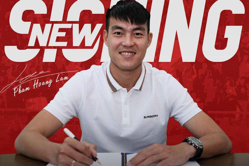 Phạm Hoàng Lâm.