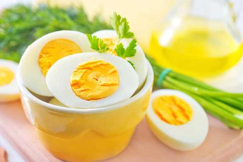 Có thèm đến mấy cũng không nên ăn trứng vào thời điểm này kẻo hại sức khỏe