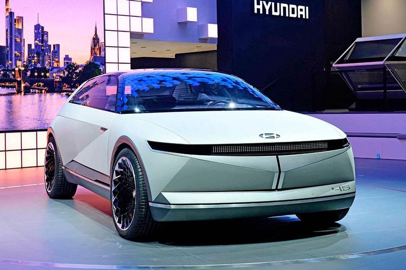 1. Hyundai Ioniq 5.