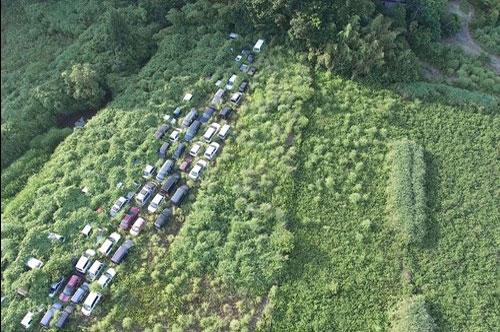 Rùng mình với cảnh hoang tàn như ngày tận thế ở Fukushima