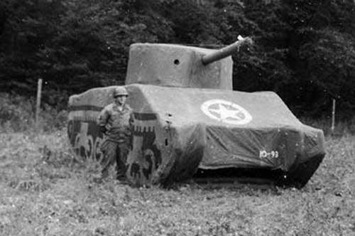 Tiết lộ bí ẩn thật sự của 'đội quân ma' trong Thế chiến II