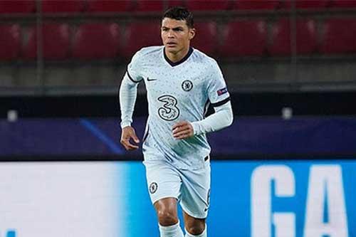 Chelsea sắp gia hạn hợp đồng với Thiago Silva