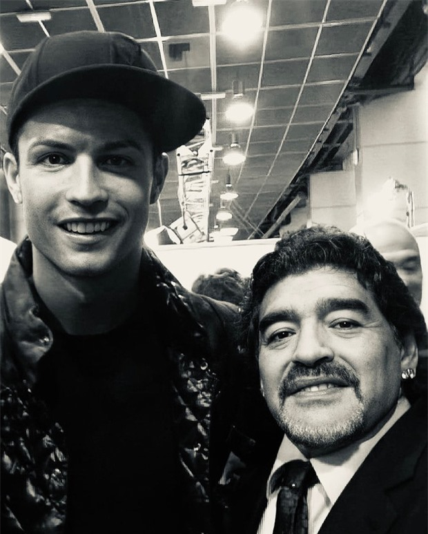 Các ngôi sao thế giới tiếc thương huyền thoại Maradona - Ảnh 3.