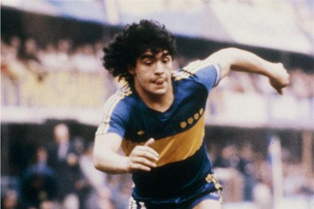 """Diego Maradona - Tiểu sử và thành tích của """"cậu bé vàng"""" Argentina - Ảnh 1."""