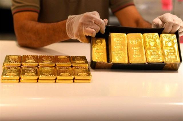Vàng - Kim loại quý hàng đầu nên sở hữu trong năm 2021 - Ảnh 1.