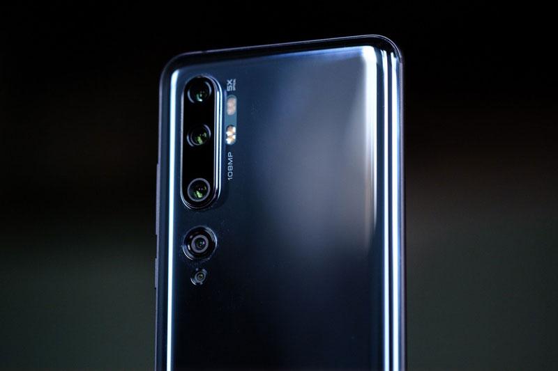 Xiaomi Mi Note 10 giảm giá 4 triệu đồng tại Việt Nam