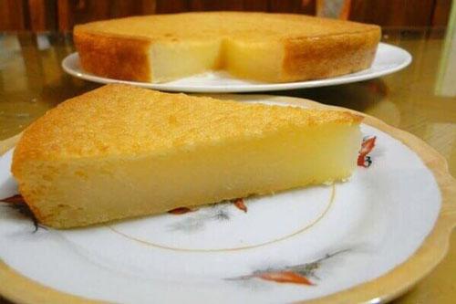 CLIP: Công thức làm món bánh khoai mì nướng thơm ngon, lạ miệng