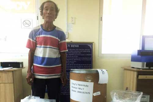 An Giang: Bắt đối tượng vận chuyển hơn 10kg ma túytừ Campuchia về Việt Nam