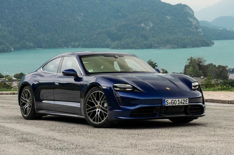 1. Porsche Taycan.