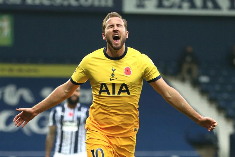 Tiền đạo: Hary Kane (Tottenham).