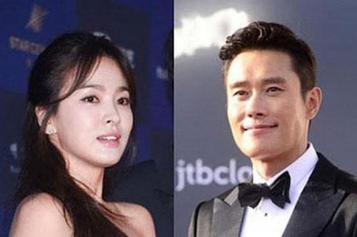 Song Hye Kyo có lẽ sẽ chua xót khi biết được cuộc sống hôn nhân hiện tại của tình đầu Lee Byung Hyun