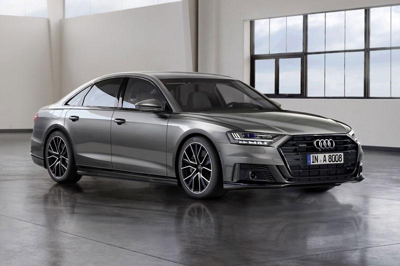 4. Audi A8.
