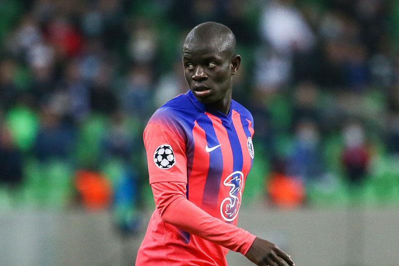 Tiền vệ: N'Golo Kante (Chelsea).