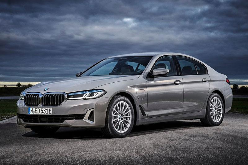 7. BMW 5 Series.