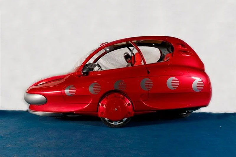 8. Assystem City Car.