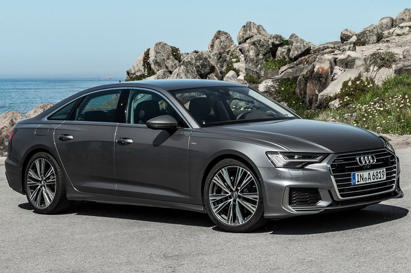 8. Audi A6.