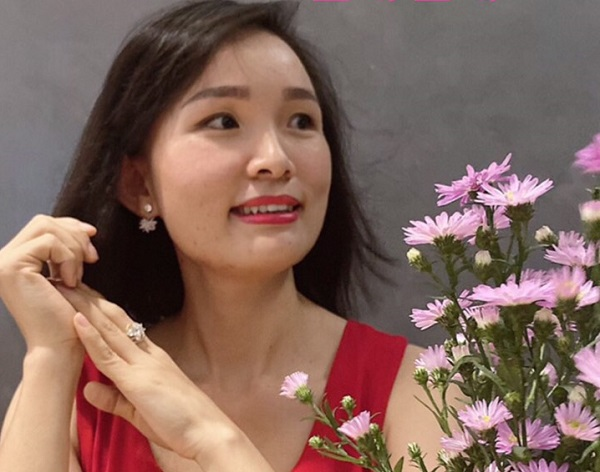 Chị Nguyễn Thu Dung - Giám đốc Adeva.