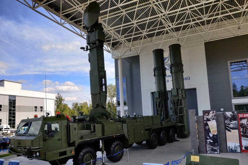 Hệ thống phòng không Nga S-500 sẽ được hoàn thành vào năm 2021
