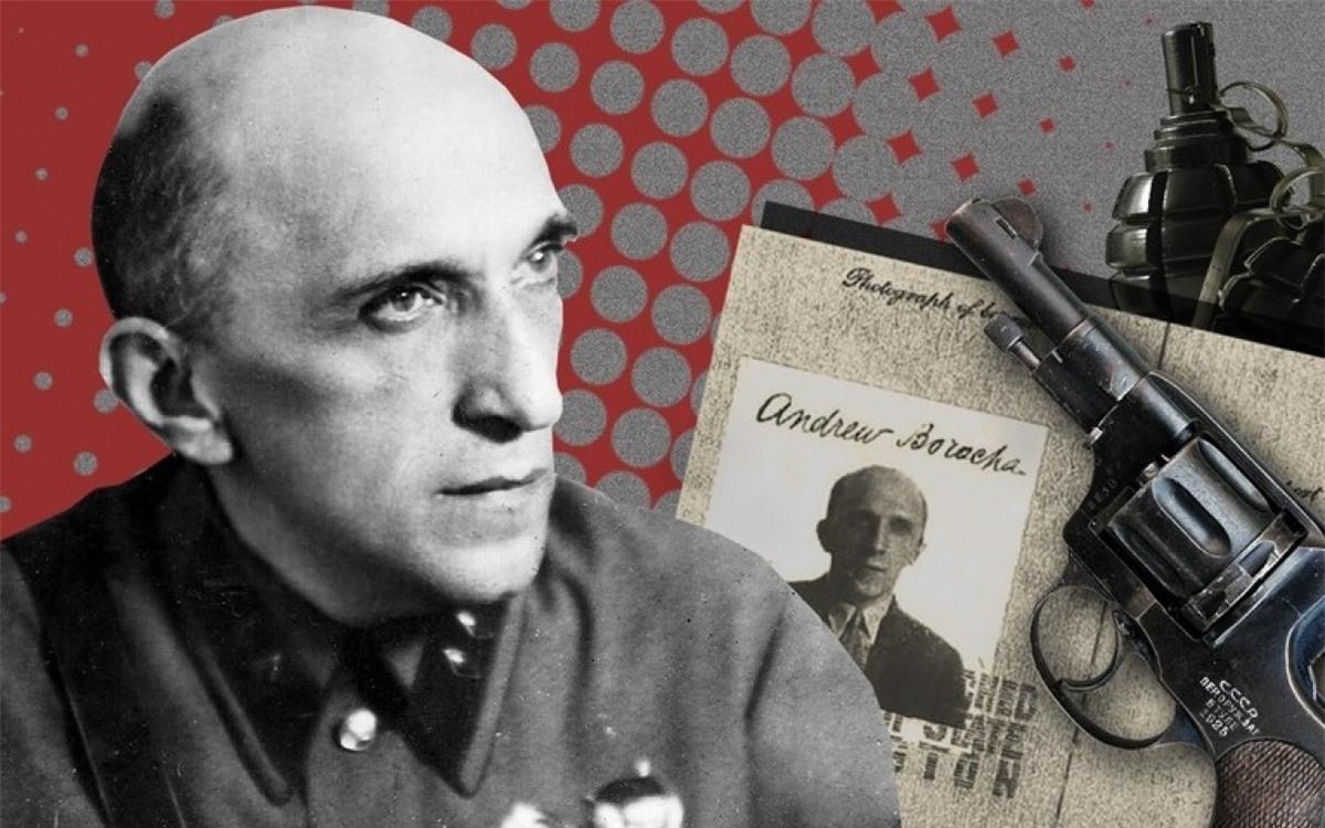 Chân dung nhà tình báo bậc thầy của Liên Xô, Yakov Serebryansky. Ảnh: Tư liệu, Russia Beyond.