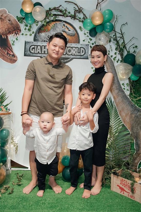 Trà My kết hôn với Tô Văn Đức vào tháng 6/ 2014. Cuối năm, đôi vợ chồng chào đón con đầu lòng Gia Hy. Năm 2019, Trà My sinh thêm Hayden.