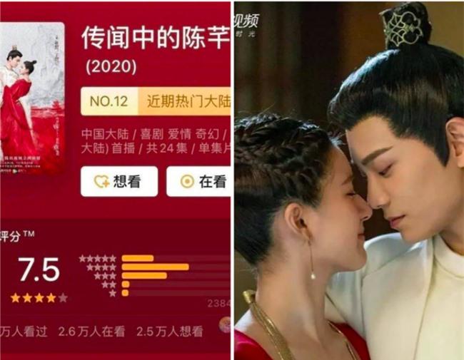 """Triệu Lộ Tư vướng scandal với Tiêu Chiến vẫn không ngăn được """"Trần Thiên Thiên trong lời đồn"""" là phim ăn khách nhất - Ảnh 1."""