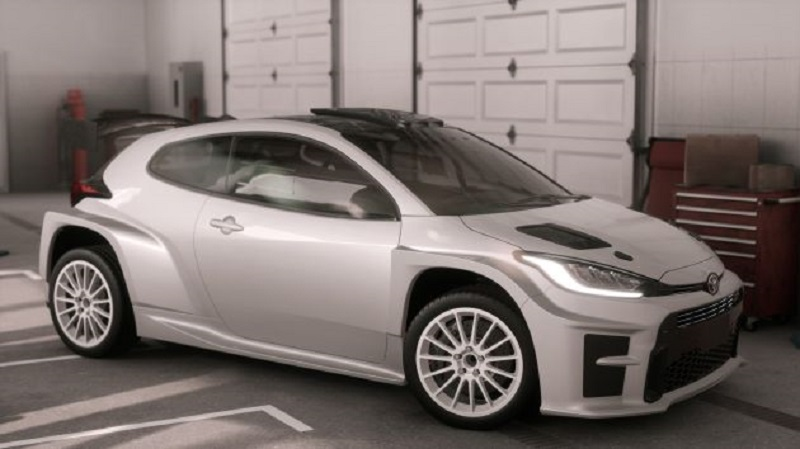 Toyota GR Yaris AP4 ra mắt