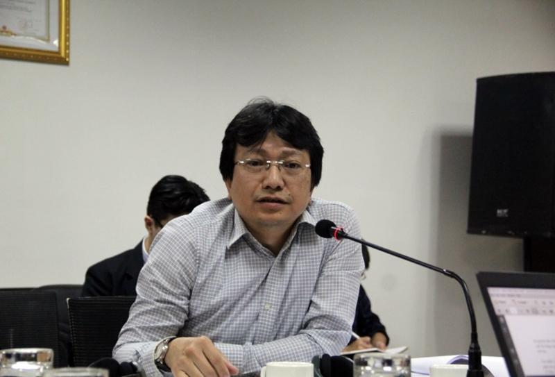 Ông Nguyễn Hà Yên – Phó Cục trưởng Cục PTTH&TTĐT Bộ TT&TT trả lời USABC các câu hỏi liên quan đến Nghị định 06/2016/NĐ-CP.