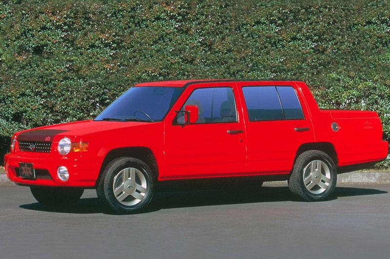 9. Nissan XIX.