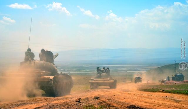 Tổn thất lớn buộc Armenia phải gọi tái ngũ 'cựu binh T-55'