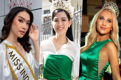 Các đối thủ đầu tiên của Đỗ Thị Hà tại Miss World 2021