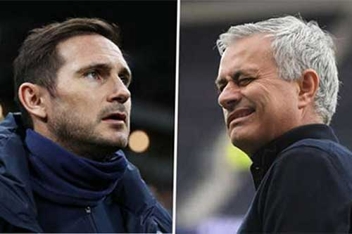Mourinho: 'Lampard không thể khổ bằng tôi'