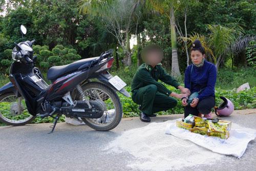 Hải Phòng: Giấu 6 kg ma túy trong bao gạo