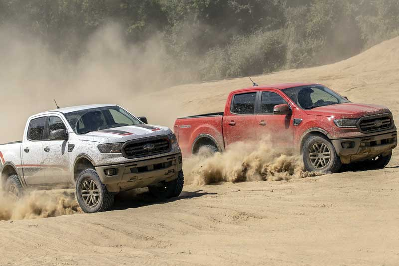 XE HOT (28/11): Hé lộ giá bán Ford Ranger 2021, Lexus ra mắt xe mới tại VN