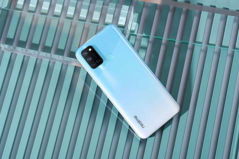 Những ưu điểm của Realme 7i giá 6,29 triệu ở Việt Nam