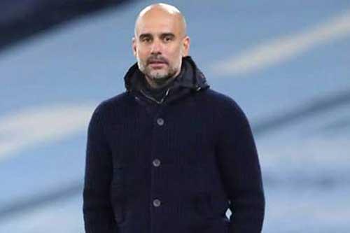 Pep Guardiola sẽ không mua sắm cho Man City trong tháng 1