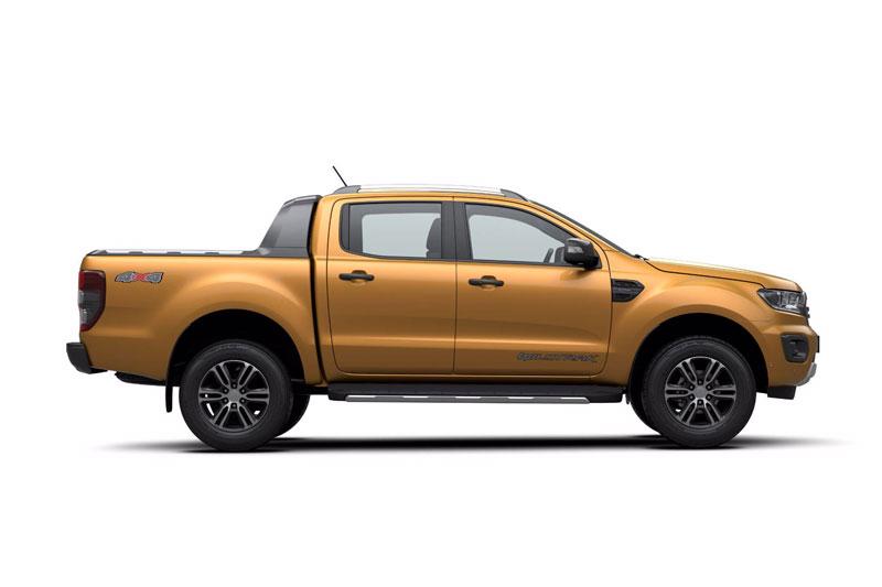 Hé lộ giá bán Ford Ranger 2021 tại Việt Nam