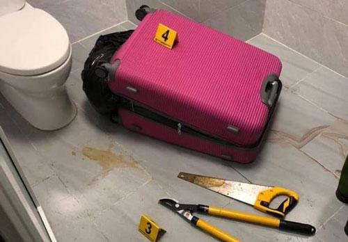 TP.HCM: Truy tìm giám đốc liên quan đến vụ thi thể người Hàn Quốc trong vali